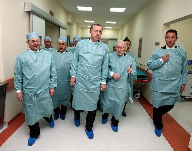 Araplardan Erdoğan kalp krizi gecirdi iddiasi…