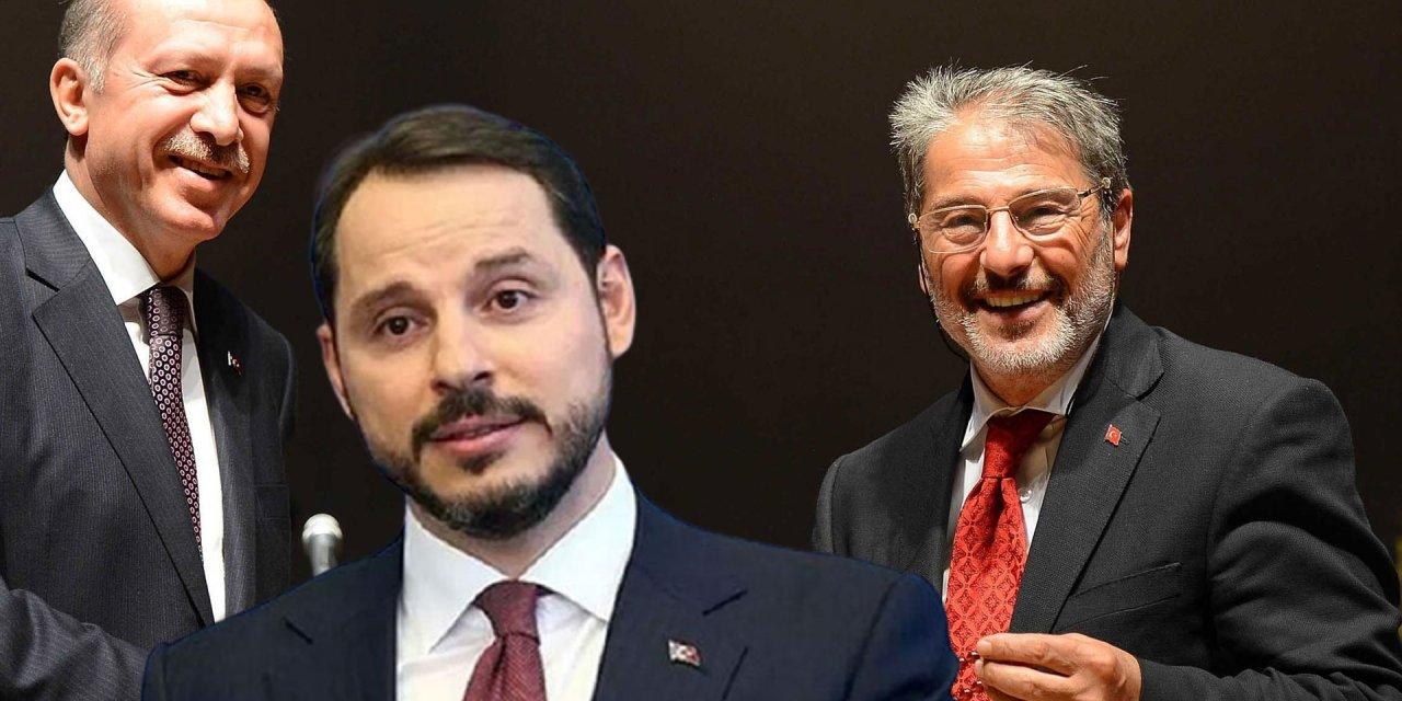 BARIŞ YARKADAŞ: SADIK ALBAYRAK AKP'DEN İSTİFA ETTİ