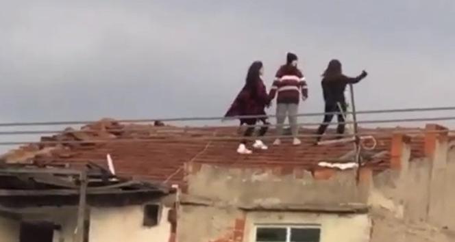 Bursa'da Tik Tok çılgınlığı