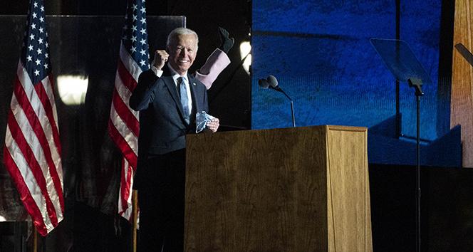 Demokratların adayı Biden, Beyaz Saray yarışında zafere bir adım daha yakın