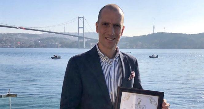 Dünya çapında 'en iyi iş oteli' İstanbul'da