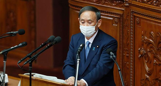 Japonya Başbakanı Suga: