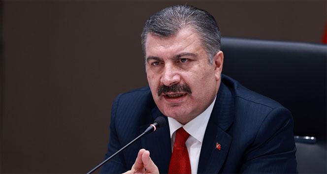 Sağlık Bakanı Koca'dan kritik açıklama