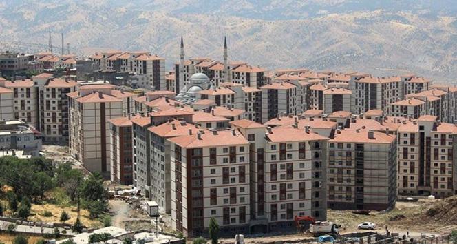 Şırnak'ta konut satışları arttı
