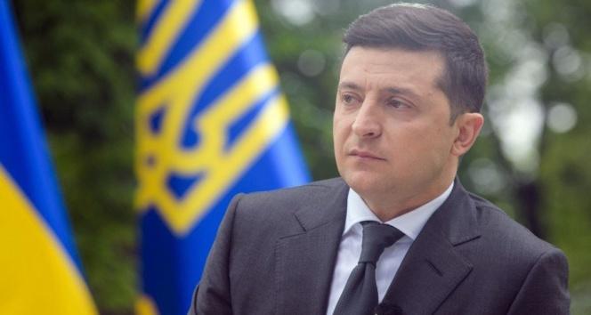 Ukrayna Devlet Başkanı Zelenskiy: 'Donbas'ta savaş kesinlikle sona erecek'