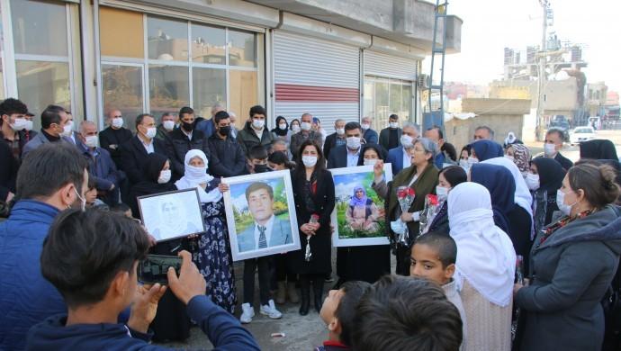 Taybet Ana anıldı: Adalet 5 yıldır Silopi sokaklarında yerlerde