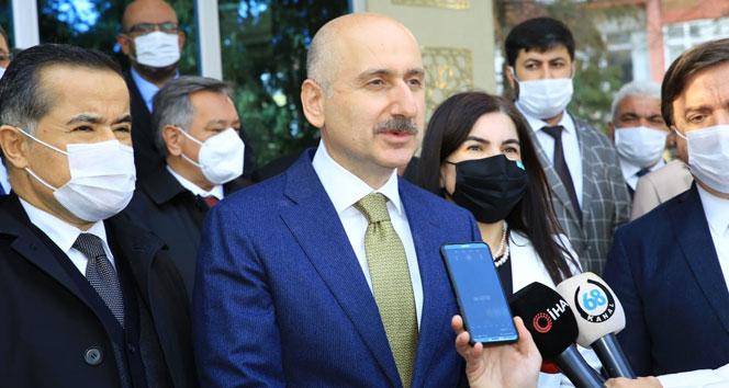 Bakan Karaismailoğlu: 'Ankara – Niğde Otoyolunun tüm kesimleri açılmış olacak'