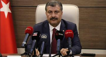 Bakan Koca'dan İstanbul'daki vaka sayılarına ilişkin açıklama