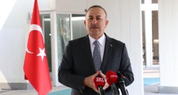 Dışişleri Bakanı Çavuşoğlu İtalyan mevkidaşı Maio ile görüştü