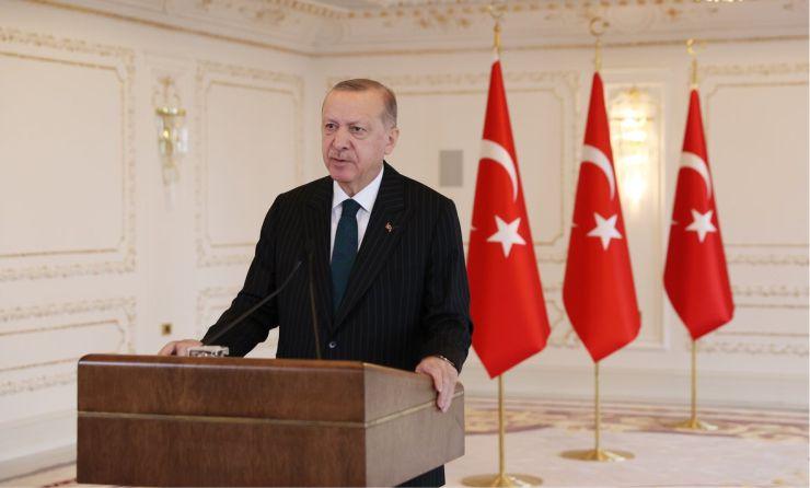 Erdoğan yasaklarla ilgili açıklama yaptı