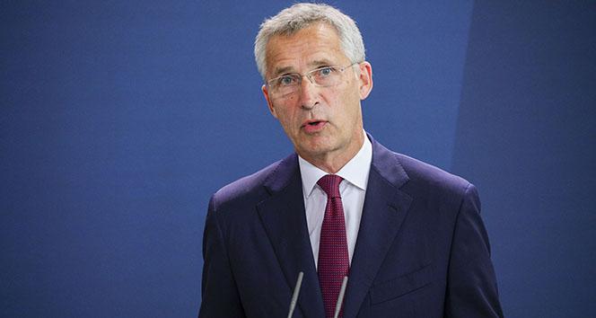 Stoltenberg: 'Afganistan'daki durumu değerlendirdik'