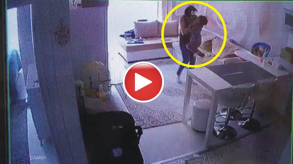 Eve gizli kameralar yerleştirdi, korkunç gerçekle karşılaştı
