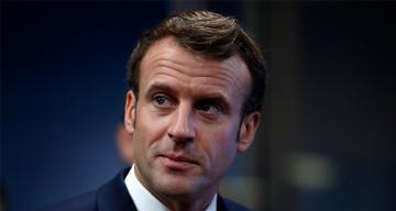 Fransa Cumhurbaşkanı Macron'dan 'insani değerler, iklim krizi ve yeni teknoloji' vurgusu