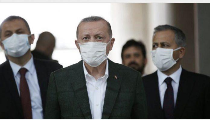 Cumhurbaşkanı Erdoğan'ın, kademeli normalleşmede