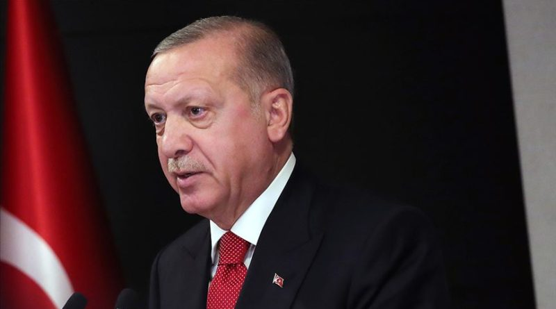 Erdoganin oy orani