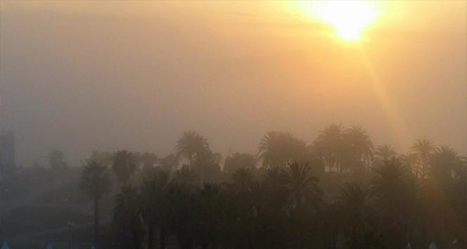 Sahra Çölü'nden gelen toz bulutu, radyoaktif kalıntıları Fransa'ya taşıdı