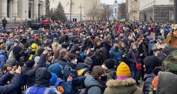 Ukrayna'da aktivist