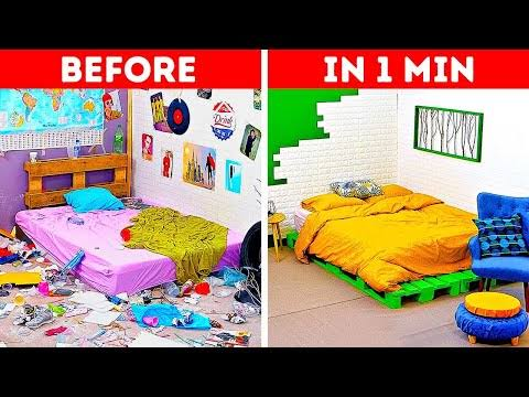 28 Organizing And Decorating Hacks For Your Bedroom 🛌 🛏