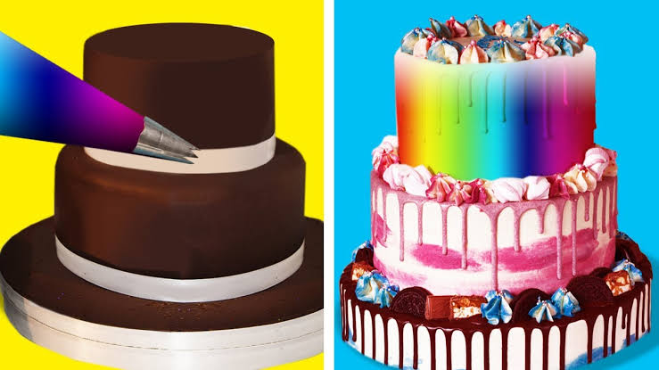 22 AWESOME CAKE DECORATION IDEAS