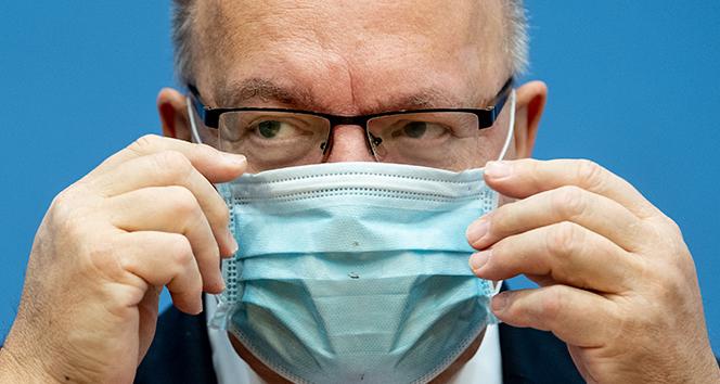 Almanya Ekonomi Bakanı Altmaier: 'Korona virüs tedbirleri bahar aylarına kadar sürebilir'