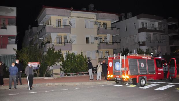 Antalya'da büyük panik! Fayanslar bir anda çökmeye başlayınca…