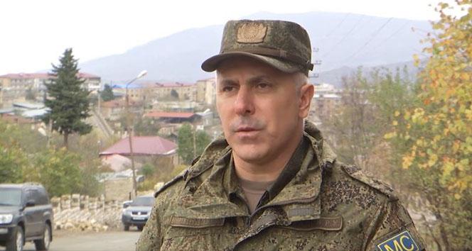 Dağlık Karabağ'daki Rus Barış Gücü gözlem noktalarının kurulumu tamamlandı