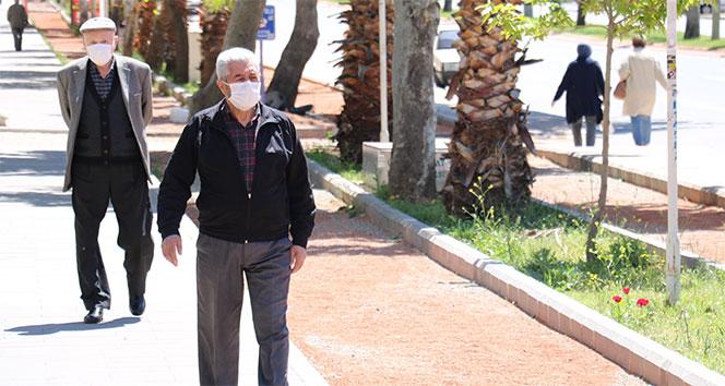 Diyarbakır'da 65 yaş ve üstü vatandaşlara sokağa çıkma kısıtlaması