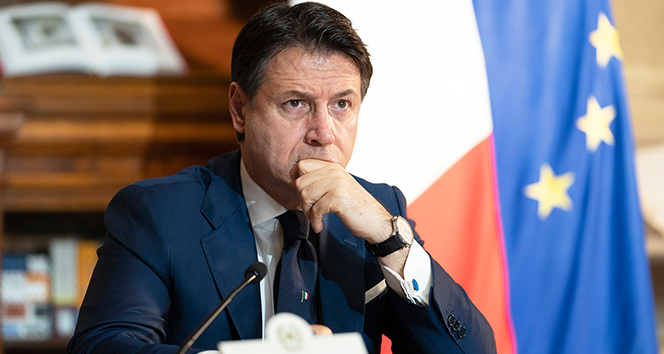 İtalya Başbakanı Conte: 'Dünya yol ayrımında'
