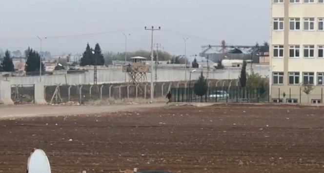 Şanlıurfa – Suriye sınırına 194 kilometre duvar örüldü