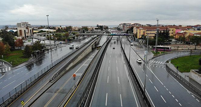 Türkiye genelinde dün akşam başlayan sokağa çıkma kısıtlaması sona erdi