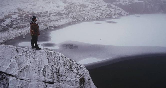 Uludağ'da kartpostallık görüntüler