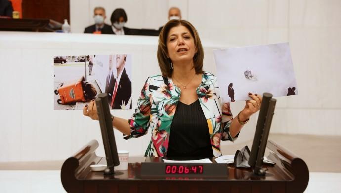 Beştaş'tan AKP'ye: Bu bütçe sizin taziyenizdir