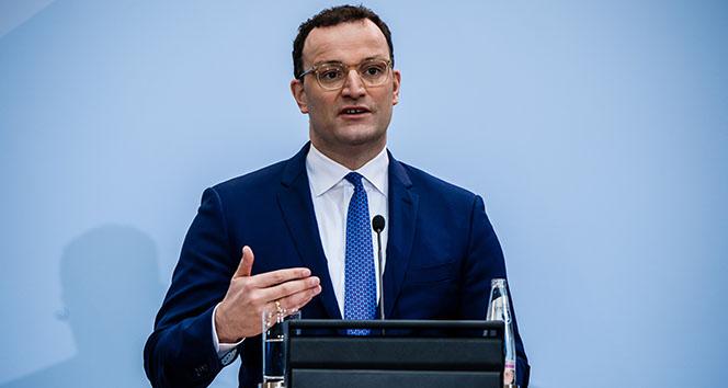 Almanya Sağlık Bakanı Spahn: 'Önümüzdeki yılın ortasına kadar aşılar yapılmış olur'