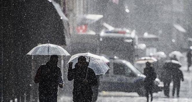 Meteoroloji'den yağış uyarısı – 18 Aralık yurtta hava durumu