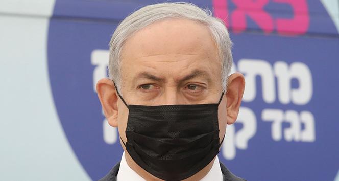 Netanyahu, Covid-19 şüphesi ile yeniden karantinada