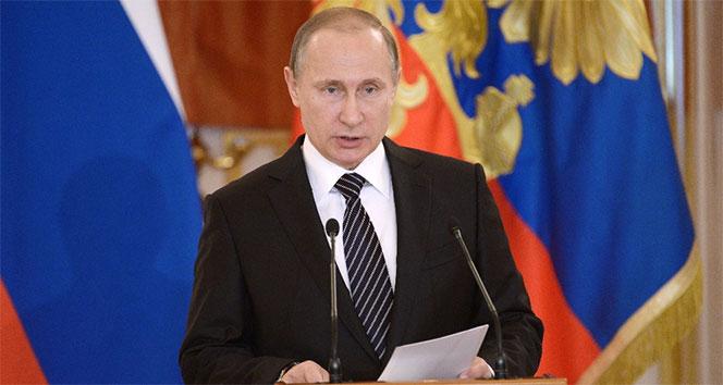 Putin: 'Korona virüs aşısı yaptıracağım'