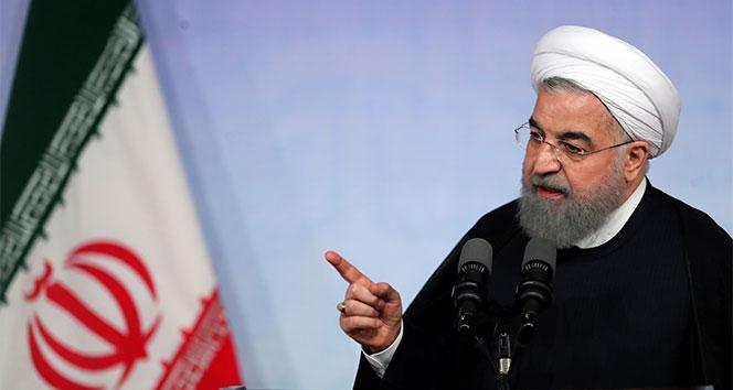 Ruhani: 'Biden'ın gelişinden değil ama Trump'ın gidişinden memnunuz'