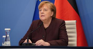 Almanya Başbakanı Merkel: 'Korona hem zayıf hem de güçlü yönümüzü gösterdi'