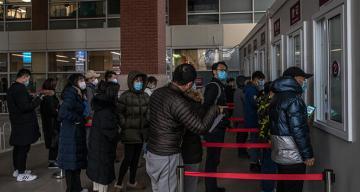 Çin'de 8 ay sonra korona virüsten ilk ölüm