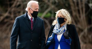 Biden ve First Lady Jill Biden kış fırtınasının vurduğu Texas'ı ziyaret edecek